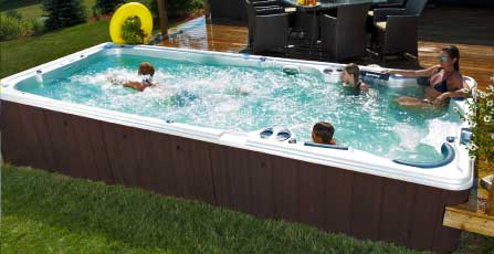 High Quality Pools Swim Spas And Hot Tubs