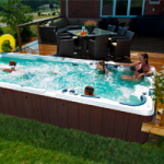 What Size Should a Backyard Pool Be