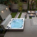 Do You Have Enough Space for Your Hot Tub? Let Us Show You.