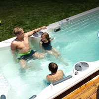 Can Swim Spas Be Used as Hot Tubs?