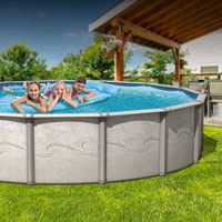 How Far Does An Above Ground Pool Need To Be From Your House Clearwater Pools And Spas