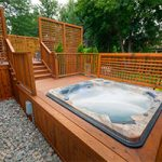 Can A Hot Tub Sit On Gravel?