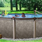 Can Above Ground Pools be on Concrete?