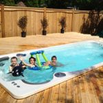 What Is a Hot Tub Swimming Pool?