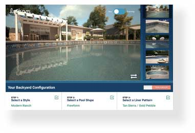 Visualize Your Pool