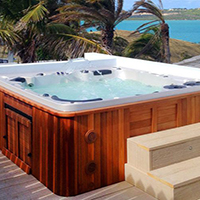 How Heavy is a Hot Tub