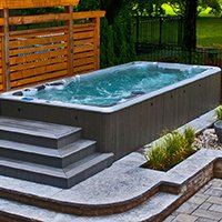 How to Choose Between Hot Tub and Swim Spa