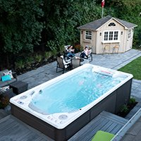 Disinfect a Hot Tub